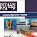 Quick Indian Polity pdf Notes in English for UPSC & PCS Exams