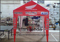 penjual tenda event piramid, distributor tenda event piramid di bandung.