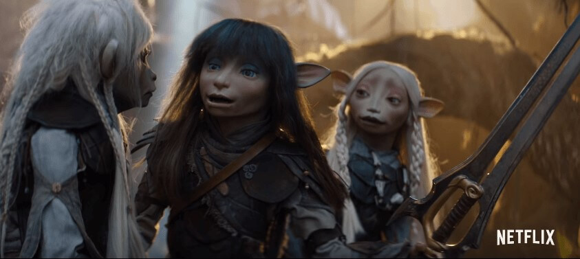 Netflix Original Series The Dark Crystal: Age Of Resistance Trailer