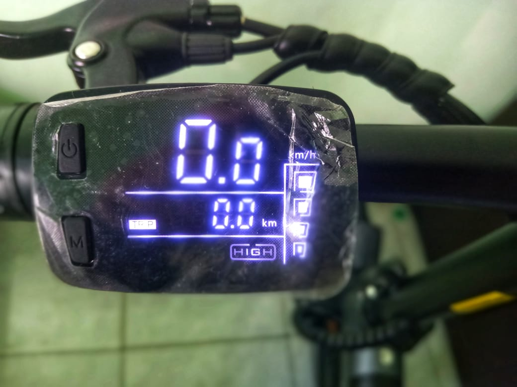 Panel Layar Sepeda Xiaomi HIMO C20