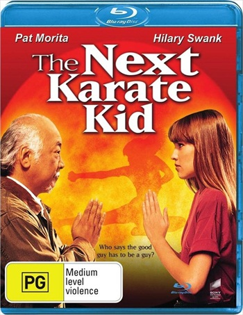 The Next Karate Kid 1994 Dual Audio Hindi Bluray Movie Download
