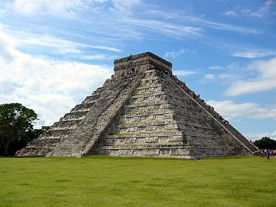 Chichen Itza , Mexico