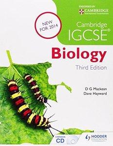 Cambridge IGCSE Biology, 3rd Edition