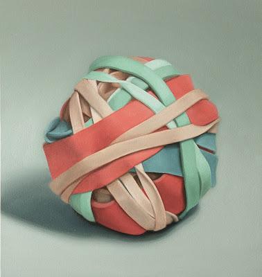 Sandy Wilcox, Rubber Band Ball #16