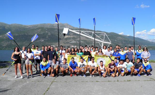 Γιάννενα: Πρωταθλητής ο Ναυτικός Όμιλος Ιωαννίνων!!! στο 86ο Πανελλήνιο Πρωτάθλημα Κωπηλασίας
