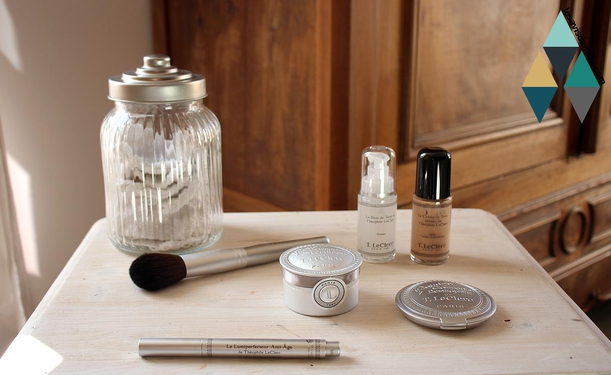 revue beauté makeup teint visage T.leclerc
