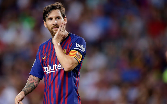 Lionel Messi omitted from 2018 Fifa's men's player of the year award shortlist