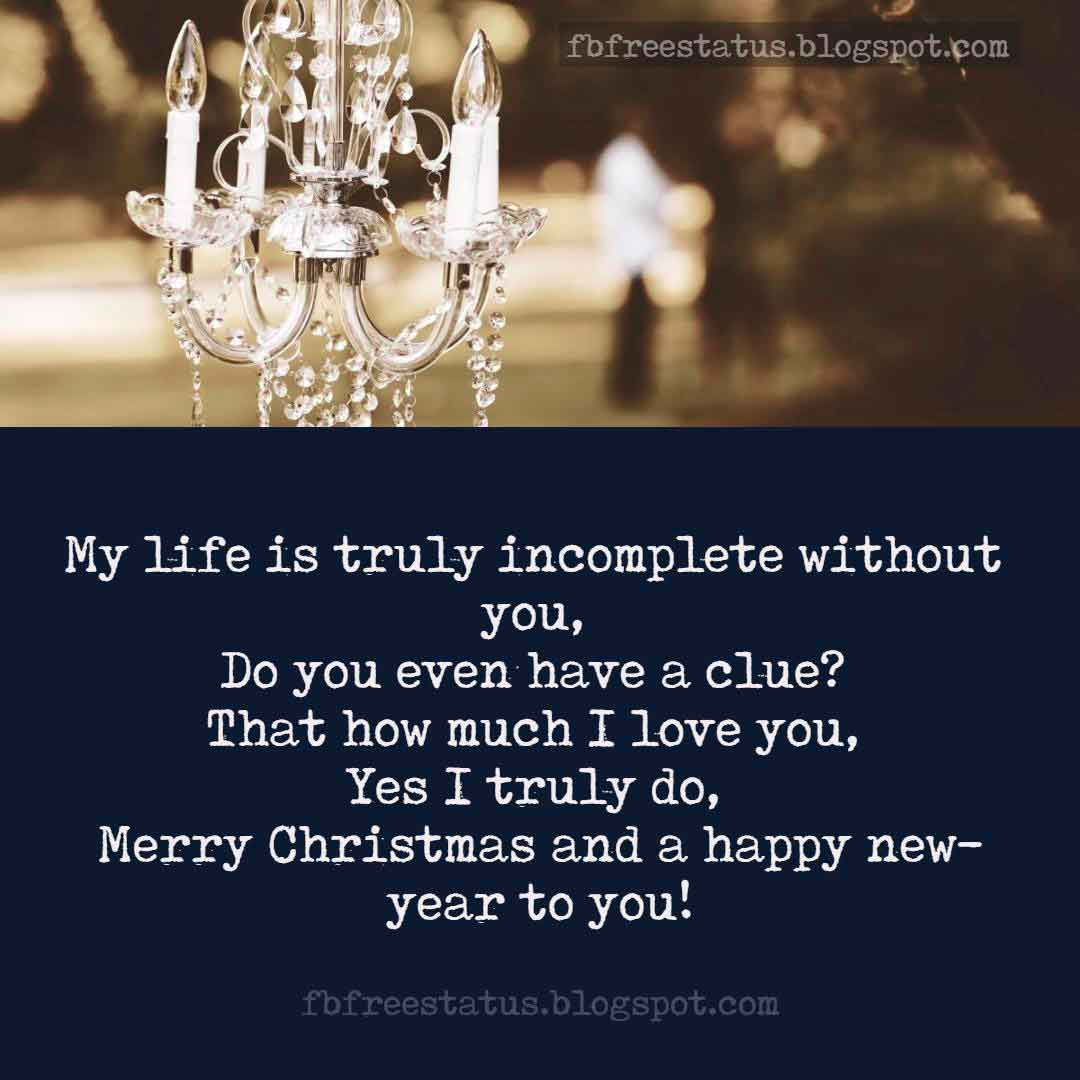 Love Christmas Quotes and images