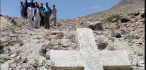 Cruz achada no Paquistão pode mostrar que a área já foi habitada por Cristãos