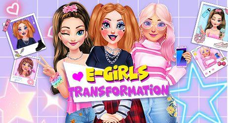 العاب تلبيس ومكياج للفتيات كل واحد من هؤلاء الموضة يبحث عن مظهر جديد! قدم لهم بعض النصائح الأنيقة للغاية .