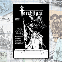 2020.07.29 Torchlight (Swords & Wizardry) Premiere Issue is Out!