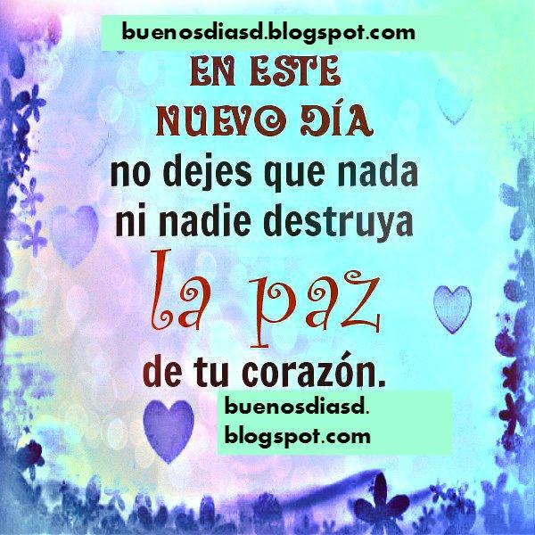 Frases Bonitas Para El Dia De La Paz