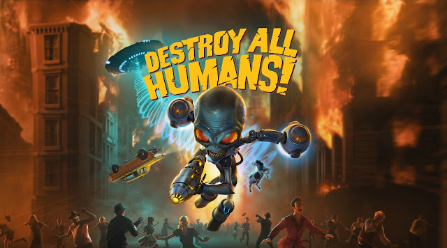 Destroy All Humans! - FREE DOWNLOAD - PC