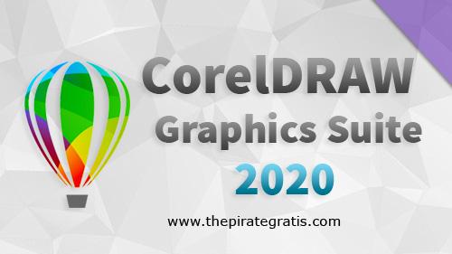 Download CorelDRAW 2020 Graphics Suite PT-BR via Torrent