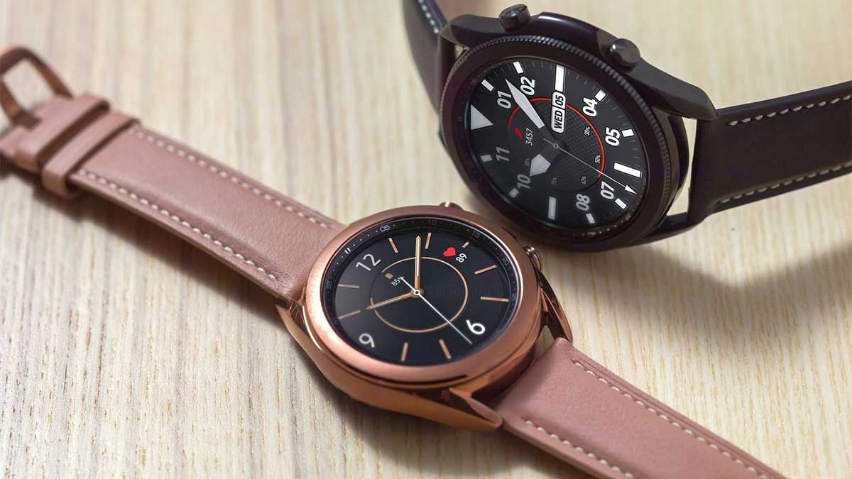 سعر ومواصفات ساعة Samsung Galaxy Watch3
