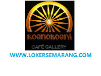 Lowongan Kerja Semarang Accounting di Koeno Koeni Cafe Galery