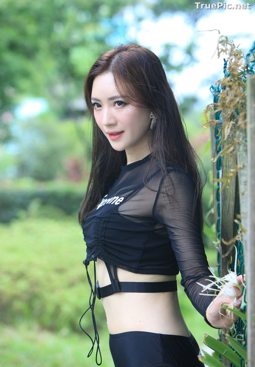 Image Taiwanese Model - 乖寶 - Pretty and Vivid Showgirl - TruePic.net - Picture-14