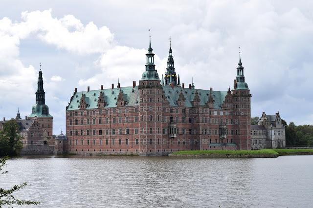 frederiksborg castle, hillerod denmark