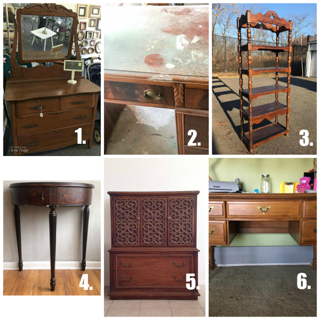 repurposed furniture, furniture before and afters, furniture diy bloggers, thrift store furniture makeovers