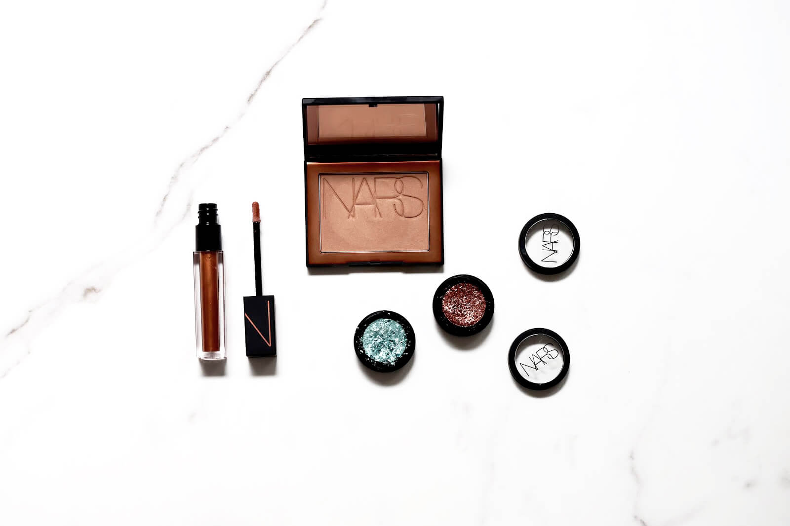 Nars Maquillage été 2020 test