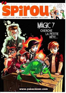 Magic 7, sur yakachiner.com