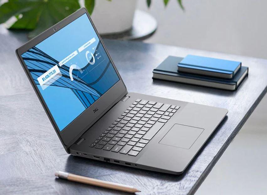 Dell Vostro 3400, Laptop Bisnis Andal Bertenaga Intel Core 11th Gen Tiger Lake