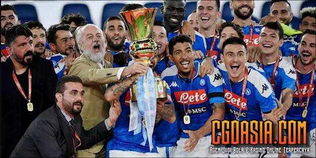 Napoli lawan berat bagi Atalanta : Gasperini - Rumahsport.com