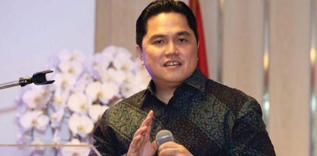Erick Thohir: Hanya Empat Grup BUMN Yang Tumbuh Positif, Sisanya ...