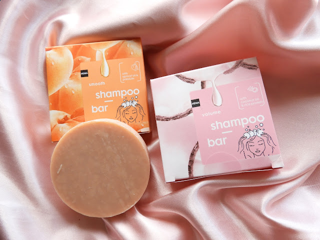HEMA shampoo bar review
