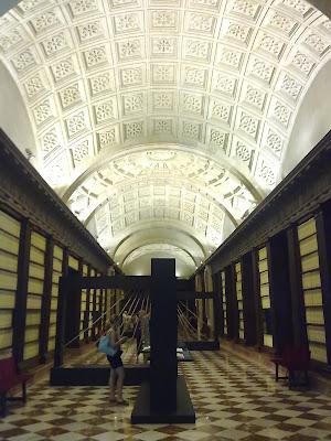 Patrimonio de la Humanidad en Europa y América del Norte. España. Archivo de Indias en Sevilla.