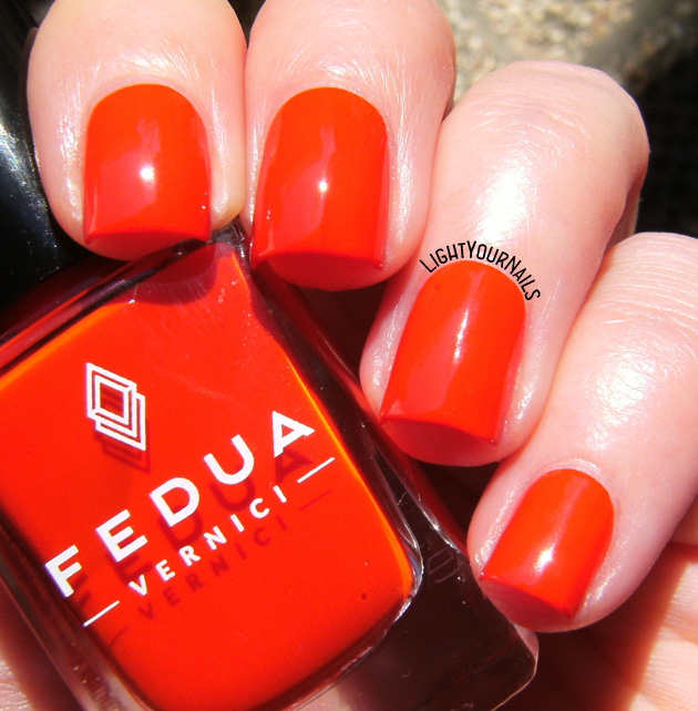 Fedua Warm Red