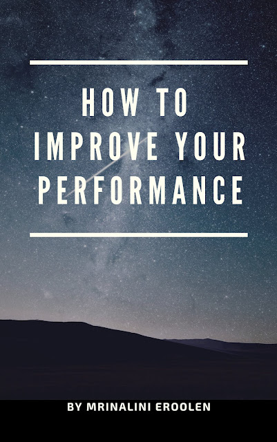 How To Improve Your Performance