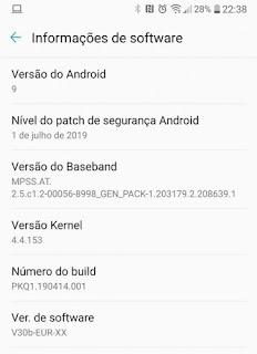 LG V30 mulai menerima pembaruan Android Pie
