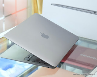 Jual MacBook Air Retina 2019 Core i5 (13-Inch) Fullset - Banyuwangi