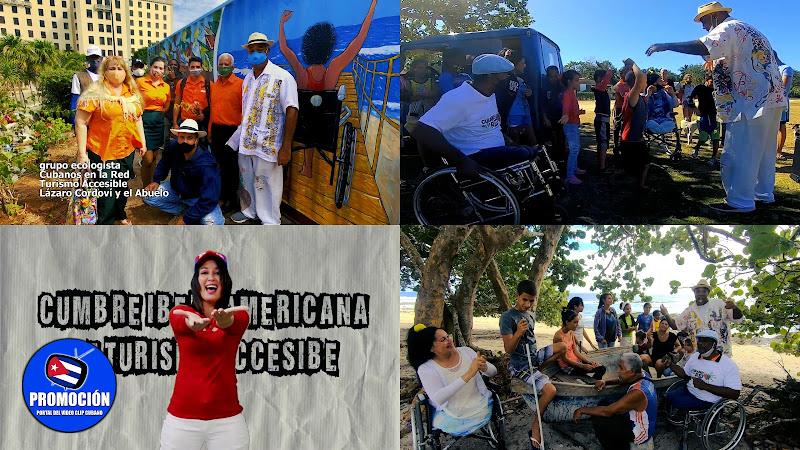 Cubanos en la Red - ¨Turismo accesible¨ Ciénaga de Zapata - Videoclip. Portal Del Vídeo Clip Cubano. Música cubana. Cuba.