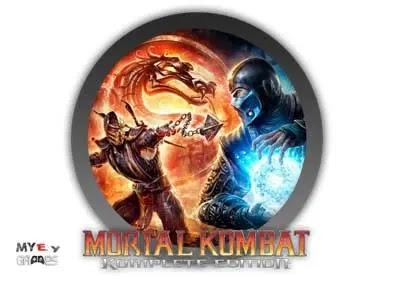 تحميل لعبة 9 Mortal Kombat كاملة للكمبيوتر برابط واحد مباشر