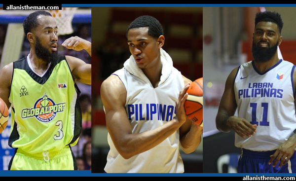 Clarkson, Pringle - How we wish these Fil-foreign players are eligible to play for Gilas