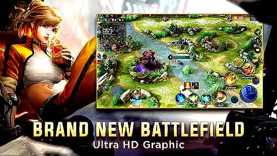 AOV Mod Apk For Android