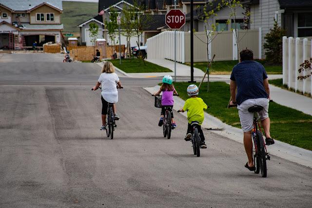 hobi bersepeda saat pandemi