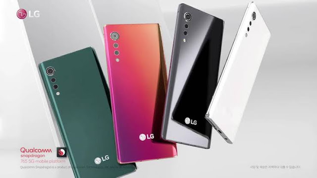 LG Velvet  specifications, LG Velvet price in India, LG Velvet camera and LG Velvet all details