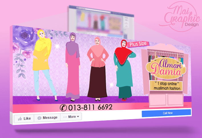 design cover photo murah