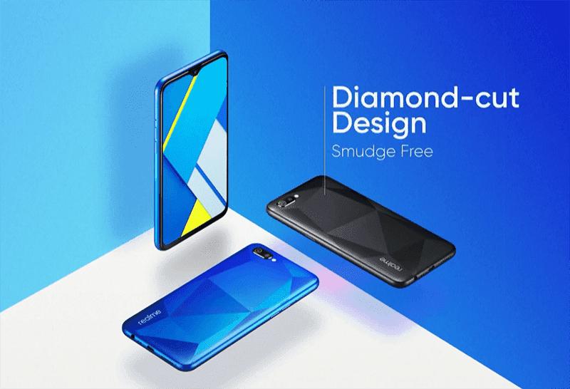 Diamond-cut design