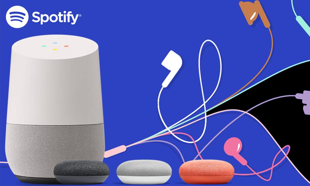 Ok Google Spotify