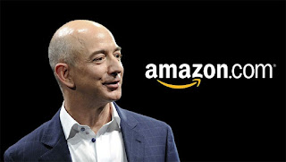 Jeffrey Bezos, Chairman of Amazon recognized with Honorary Doctor of Business Administration (DBA) for his role as American technology entrepreneur, investor, and philanthropist.