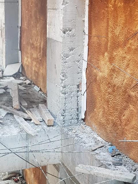 Vibratör kullanılmazsa, beton homojen bir yapıya erişemez. Bu da doğal olarak segregasyonu oluşturur.