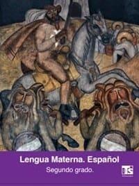 Libro de texto Telesecundaria Lengua Materna Español Segundo grado 2020-2021
