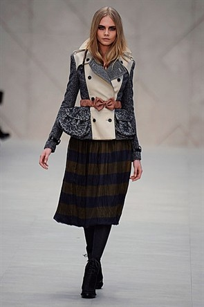 #LFW - Womenswear Trends We Need in A/W 2012