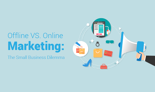 Offline Versus Online Marketing: The Small Business Dilemma