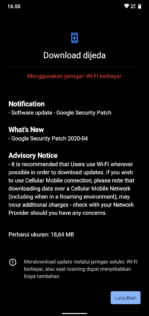 Nokia 2.2 receiving April 2020 Android Security Patch