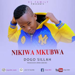 AUDIO | Dogo Sila - Nikiwa mkubwa | Download New song